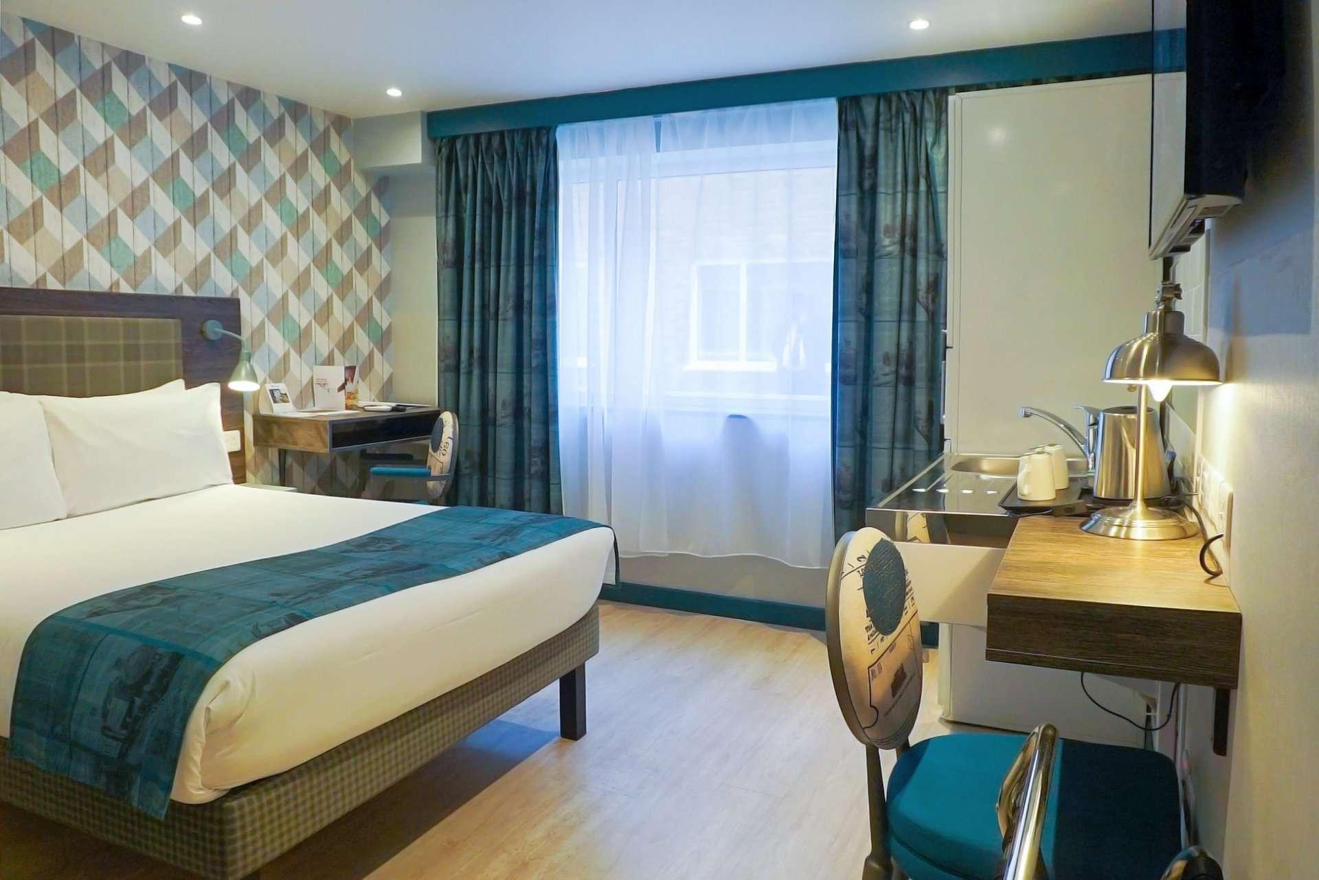Double room at Best Western Plus Croydon